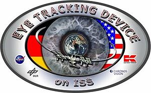 Eye tracking on the ISS - Eye Tracking Device on ISS