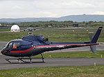 F-GBMQ Aerospatiale Ecureuil AS-350 Helicopter (34722040265).jpg