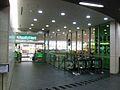 FAMIMA!! Koura Namba Parks store.JPG