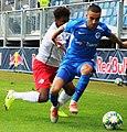 FC Salzburg (U19) gegen KRC Genk (U19) (UEFA Youth League 17. September 2019) 17.jpg