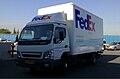 FEDEX 03 mitzubishi MINI truck efi elian.jpg