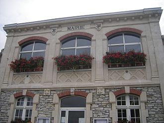 Ondres - Town hall