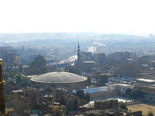 Sayeda Aisha Mosque mosque in Cairo, Egypt