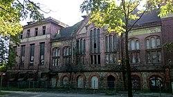 Fabryka Margaryny z 1923, widok elewacji frontowej.JPG