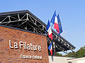 Facade de l'espace culturel La Filature.JPG