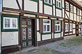 Fachwerkhäuser in Altstadt Qudlinburg. IMG 1069.JPG