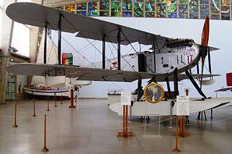 Fairey III - Fairey IIID preserved at the Portuguese Museu de Marinha