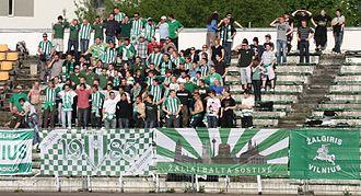 FK Žalgiris - Pietų IV