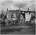 Farm Security Administration, Arkansas squatter for three years in California near Bakefield, California, photo by D.... - NARA - 196259.tif