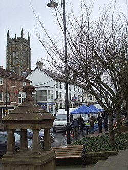 Farmer's Market, High Street, East Grinstead - geograph.org.uk - 1624990.jpg