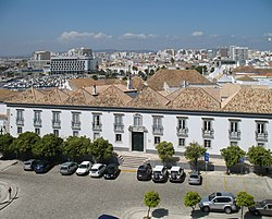 Panoramic view of Faro.