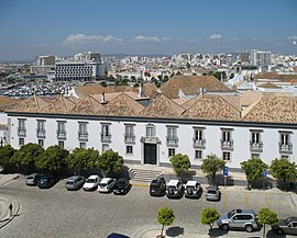 A view of the Algarvian capital, Faro