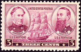 Farragut Porter 1937 Issue-3c