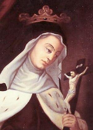 Françoise d'Amboise - Blessed Françoise d'Amboise.
