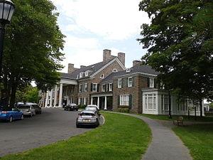 Fenimore Art Museum - The Fenimore Art Museum building, seen in July 2014