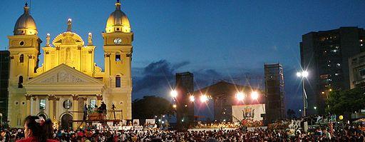 Feria de la Chinita, amanecer gaitero