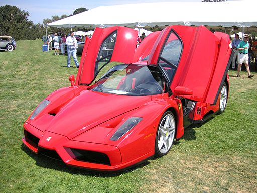 Ferrari Enzo Concours