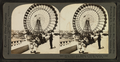 Ferris Wheel from balcony of Illinois Building. Louisiana Purchase Exposition, St. Louis, by Keystone View Company.png
