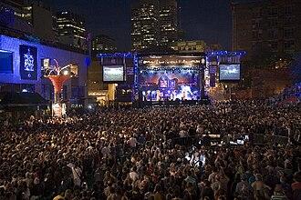 Montreal International Jazz Festival - Image: Festival International de Jazz de Montréal 2