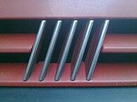 1983 — 1999на передней части автомобиля