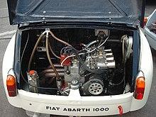 Abarth  Yamaha Factory Racing Edition