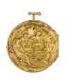 Fickur med boett av guld med figurscen i dekor - Hallwylska museet - 110430.tif