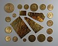 Fine gold and gold coins.jpg