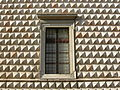 Finestra palazzo Diamanti Ferrara.JPG
