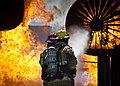 Firefighter training (16835635079).jpg