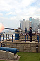 Firing @ Noon Day Gun, Hong Kong (5234988880).jpg
