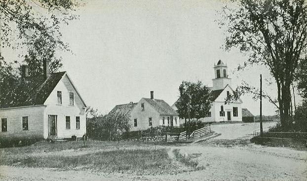 First Baptist Church, East Weare, NH