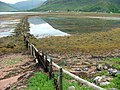 Fish trap and fence - geograph.org.uk - 893970.jpg