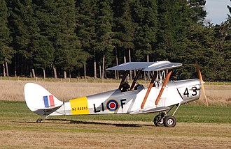 Fisher R-80 Tiger Moth - Image: Fisher R80, Rangiora, Canterbury, New Zealand, July 2007 (759808389)