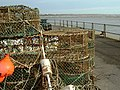 Fishing Pots at Mudeford - geograph.org.uk - 334117.jpg