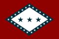 Flag of Arkansas (Hocker).png