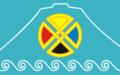 Flag of Shakhtyorsk (Sakhalin oblast).png