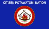 Citizen Potawatomi Nation, Oklahoma