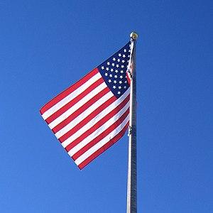 Arunas Sakalauskas (Lithuania). USA flag, Nove...