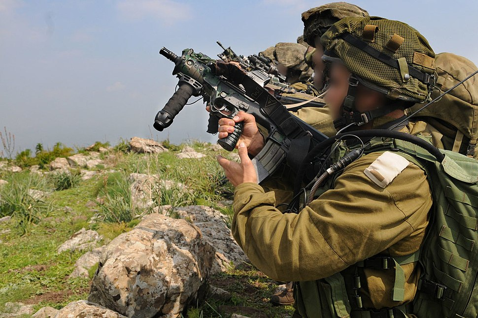Flickr - Israel Defense Forces - Soldiers from the Elite Egoz Unit Take Their Final Test (2)
