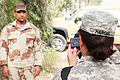 Flickr - The U.S. Army - Interviewing the Iraqi soldiers.jpg
