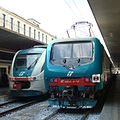 Florence ... Santa Maria Novella Station - locomotives. (3917372426).jpg