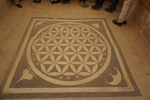 Flower of life ephesos