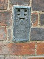 Flush Bracket 2276 - Market Weighton - geograph.org.uk - 525315.jpg