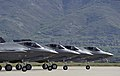 Flying in fours, Hill F-35s form up for combat training 160504-F-QT350-007.jpg