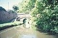 Foden Bank Bridge (43) on the Macclesfield Canal - geograph.org.uk - 54199.jpg