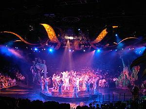 Festival of the Lion King - Musical at Hong Kong Disneyland