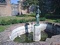 Fontana nel giardino della Palazzina di Marfisa d'Este (Ferrara).jpg