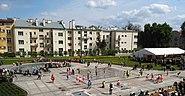 Fontanna Multimedialna w Rzeszowie
