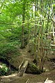 Footbridge, Horsegills Wood - geograph.org.uk - 571243.jpg