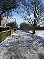 Footpath - Street Lane - geograph.org.uk - 1152111.jpg